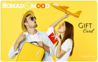 Gift card the nomad mood coppia giovane